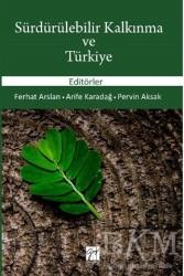 Gazi Kitabevi - Sürdürülebilir Kalkınma ve Türkiye