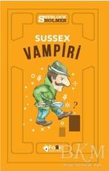 Fark Yayınları - Sussex Vampiri - Sherlock Holmes