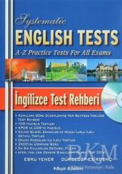 Beşir Kitabevi - Yabancı Dil Kitaplar - Systematic English Tests - İngilizce Test Rehberi