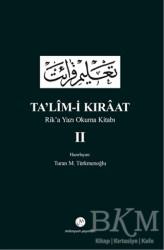 Milenyum Yayınları - Ta'lim-i Kıraat - Rik'a Yazı Okuma Kitabı 2