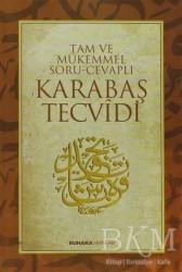 Buhara Yayınları - Tam ve Mükemmel Soru-Cevaplı Karabaş Tecvidi