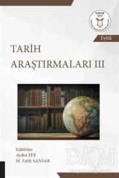 Akademisyen Kitabevi - Tarih Araştırmaları 3