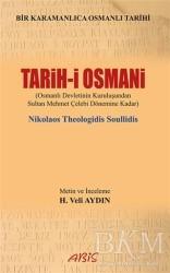 Abis Yayıncılık - Tarih-i Osmani