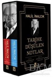 Timaş Yayınları - Tarihe Düşülen Notlar (2 Cilt Takım Kutulu)