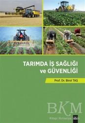 Dora Basım Yayın - Tarımda İş Sağlığı ve Güvenliği