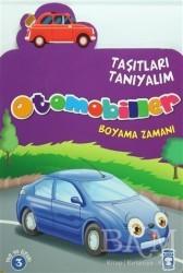 Timaş Çocuk - Klasikler - Taşıtları Tanıyalım - Otomobiller