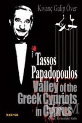 Kaknüs Yayınları - Tassos Papadopoulos Valley Of The Greek Cypriots İn Cyprus
