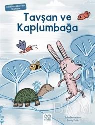 1001 Çiçek Kitaplar - Tavşan ve Kaplumbağa