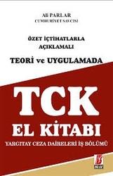 Bilge Yayınevi - TCK El Kitabı