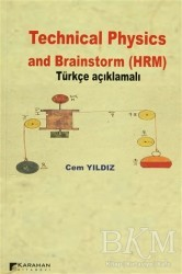 Karahan Kitabevi - Ders Kitapları - Technical Physics and Brainstorm (HRM)