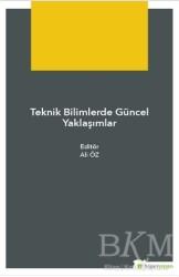 Hiperlink Yayınları - Teknik Bilimlerde Güncel Yaklaşımlar