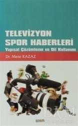 Nüve Kültür Merkezi - Televizyon Spor Haberleri