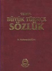 Bahar Yayınları - Temel Büyük Türkçe Sözlük