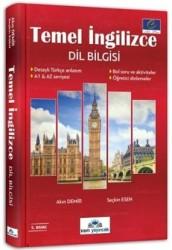 İrem Yayınları - Temel İngilizce Dil Bilgisi İrem Yayıncılık