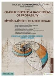 Hiperlink Yayınları - Temel Olasılık Dersleri - Basic Ideas of Probability ve Biyoistatistikte Olasılık Hesabı (Uygulamalı Türkçe - İngilizce)
