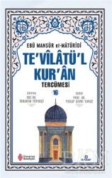 Ensar Neşriyat - Te'vilatül Kur'an Tercümesi 16. Cilt
