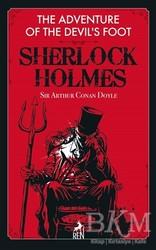 Ren Kitap - The Adventure of the Devil's Foot - Sherlock Holmes