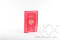 Server Yayınları - The Glorious Qur'an (English Translation And Commentary) - Yumuşak Kapak