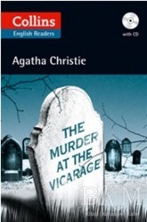 Nüans Publishing - The Murder at the Vicarage + CD (Agatha Christie Readers)