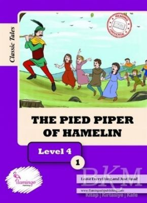 The Pied Piper Of Hamelin Level 4-1 A2