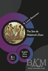 Karnaval Kitap - The Sire de Maletroit's Door - English Story Series