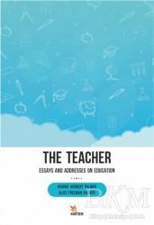 Kriter Yayınları - The Teacher: Essays and Addresses on Education