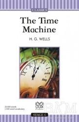 1001 Çiçek Kitaplar - The Time Machine