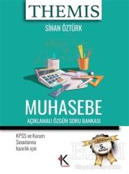 Kuram Kitap - Themis Muhasebe - Açıklamalı Özgün Soru Bankası