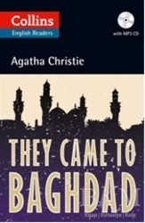 Nüans Publishing - They Came to Baghdad + CD (Agatha Christie Readers)
