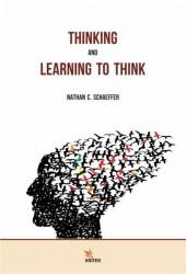Kriter Yayınları - Thinking and Learning to Think