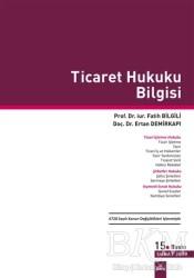 Dora Basım Yayın - Ticaret Hukuku Bilgisi