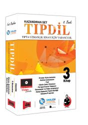Yargı Yayınları - TIP DİL KAZANDIRAN 3LÜ SET