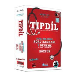 Yargı Yayınları - TIPDİL Kazandıran Set 3 Kitap Yargı Yayınevi