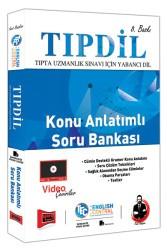 Yargı Yayınları - TIPDİL Konu Anlatımlı Soru Bankası Yargı Yayınları