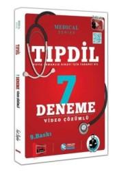 Yargı Yayınevi - TIPDİL Video Çözümlü 7 Deneme Sınavı Yargı Yayınevi