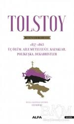 Alfa Yayınları - Tolstoy - Bütün Eserleri 3