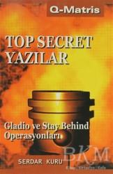 Q-Matris Yayınları - Top Secret Yazılar