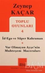Mitos Boyut Yayınları - Toplu Oyunları 4 - İd-Ego ve Süper Kahraman, Var Olmayan Ayşe'nin Muhteşem Maceraları