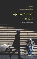 Sentez Yayınları - Toplum Siyaset ve Etik