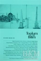 Birikim Yayınları - Toplum ve Bilim 51/52