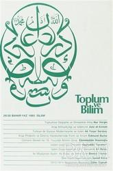 Birikim Yayınları - Toplum ve Bilim Sayı: 29-30