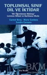 Kalkedon Yayıncılık - Toplumsal Sınıf Dil ve İktidar
