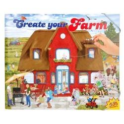 TopModel - TOPMODEL FUNNY FARM BOYAMA KİTABI 45416