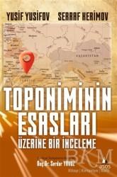 Asos Yayınları - Toponiminin Esasları Üzerine Bir İnceleme