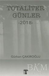 Toplumsal Kitap - Totaliter Günler 2018
