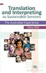 Anı Yayıncılık - Translation and Interpreting as Sustainable Services The Australian Experience