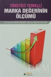 İdeal Kültür Yayıncılık Ders Kitapları - Tüketici Temelli Marka Değerinin Ölçümü