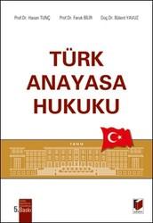 Adalet Yayınevi - Ders Kitapları - Türk Anayasa Hukuku