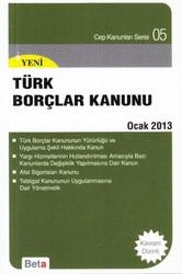 Beta Yayınevi - Türk Borçlar Kanunu