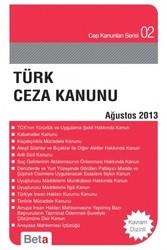 Beta Yayınevi - Türk Ceza Kanunu